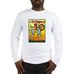 Tin Woodman of Oz Long Sleeve T-Shirt