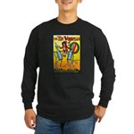Tin Woodman of Oz Long Sleeve Dark T-Shirt
