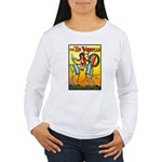 Tin Woodman of Oz Women's Long Sleeve T-Shirt
