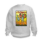 Tin Woodman of Oz Kids Sweatshirt