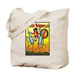 Tin Woodman of Oz Tote Bag