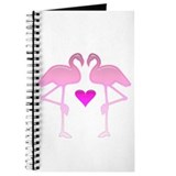 Flamingo Love Journal