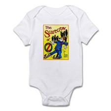 Scarecrow of Oz Infant Bodysuit