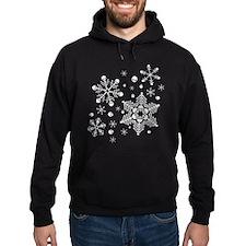 Skull Snowflakes Hoodie