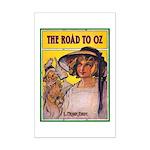Road to Oz Mini Poster Print