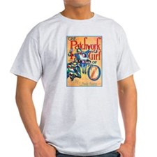Patchwork Girl of Oz Ash Grey T-Shirt