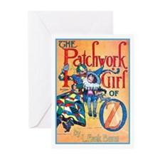 Patchwork Girl of Oz Greeting Cards (Pk of 10)