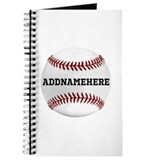 Baseball Journals & Spiral Notebooks