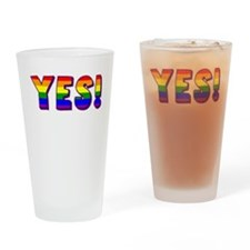 yes! Drinking Glass