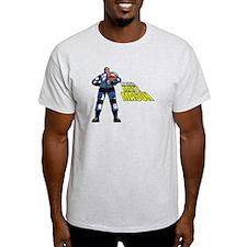 Matt Mason - Sci-fi Toy T-Shirt
