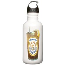 Long Island Iced Tea Fan Club Member Water Bottle