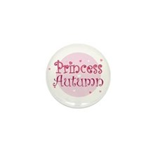 Autumn Mini Button (10 pack)
