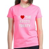 I * the Kyoto Treaty Tee