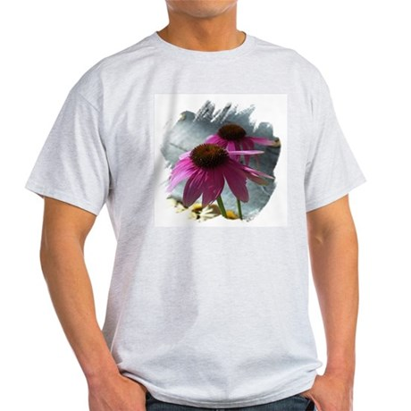 Windflower Ash Grey T-Shirt