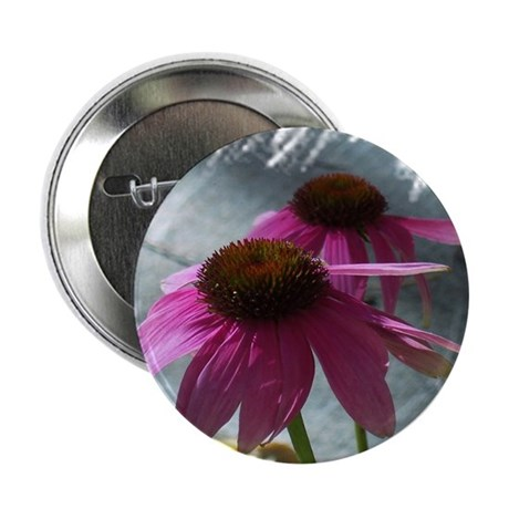 Windflower Button
