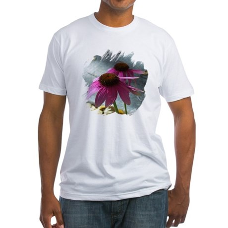 Windflower Fitted T-Shirt