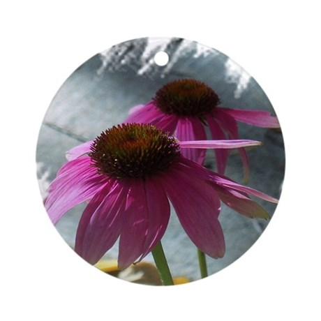 Windflower Ornament (Round)