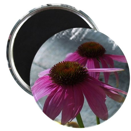 "Windflower 2.25"" Magnet (10 pack)"
