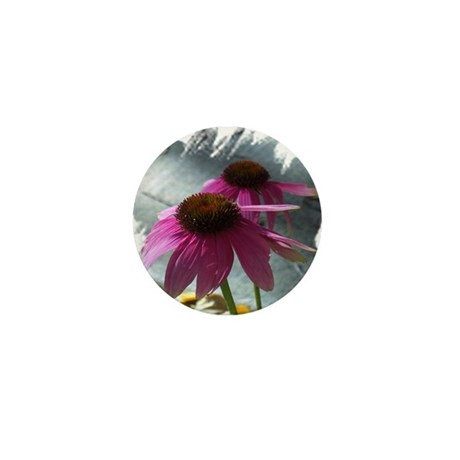 Windflower Mini Button (100 pack)