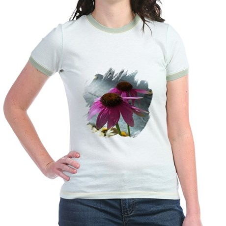 Windflower Jr. Ringer T-Shirt