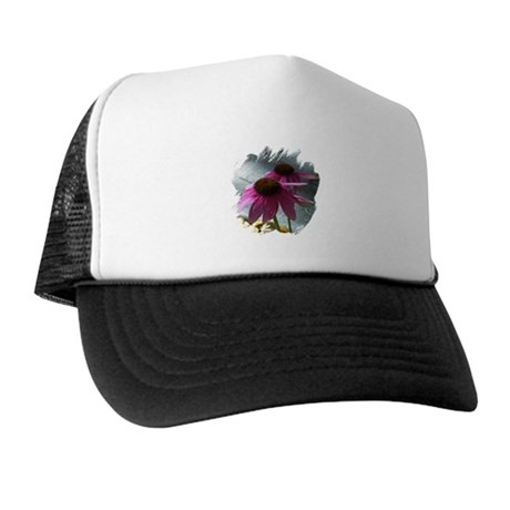 Windflower Trucker Hat