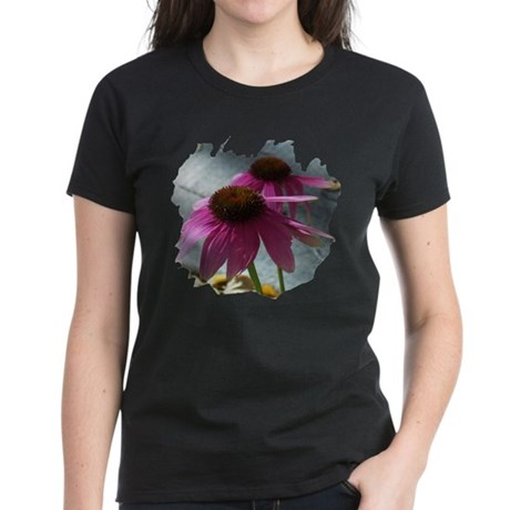 Windflower Women's Dark T-Shirt
