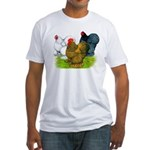 Assorted Cochins Fitted T-Shirt
