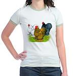 Assorted Cochins Jr. Ringer T-Shirt