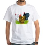 Assorted Cochins White T-Shirt
