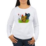 Assorted Cochins Women's Long Sleeve T-Shirt