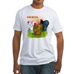 Cochins Trio Fitted T-Shirt