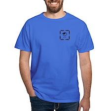 The Celtic Crane mini T-Shirt -Dark Colors