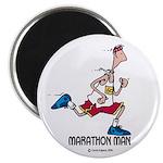 Marathon Man Magnet