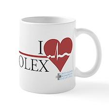 I Heart JOLEX - Grey's Anatomy Mug