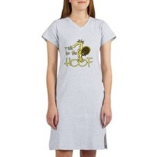 Talk to the Hoof Women's Nightshirt