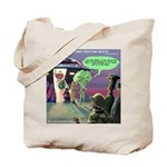 Spaced-Out Vegan Tote Bag