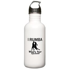 Rumba is my Superpower Water Bottle
