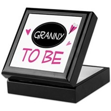 Granny To Be Keepsake Box