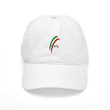 Italy Baseball Baseball Cap