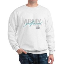 Army Girlfriend Built to Last Sweatshirt