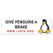 Linux Bumper Bumper Sticker