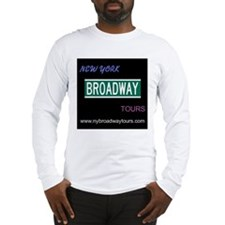 New York Broadway Tour LOGO Long Sleeve T-Shirt