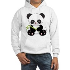 Panda With Bamboo Jumper Hoody