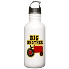 Red Tractor Big Brother Water Bottle
