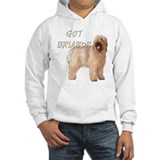 """Got Briard?"" Jumper Hoody"