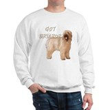 """Got Briard?"" Jumper"