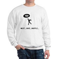 Waffle Fanatic Sweatshirt