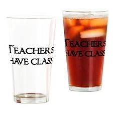 Teachers have class 4 Drinking Glass