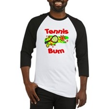 Tennis Bum Baseball Jersey