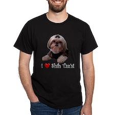 I Love Shih Tzu T-Shirt